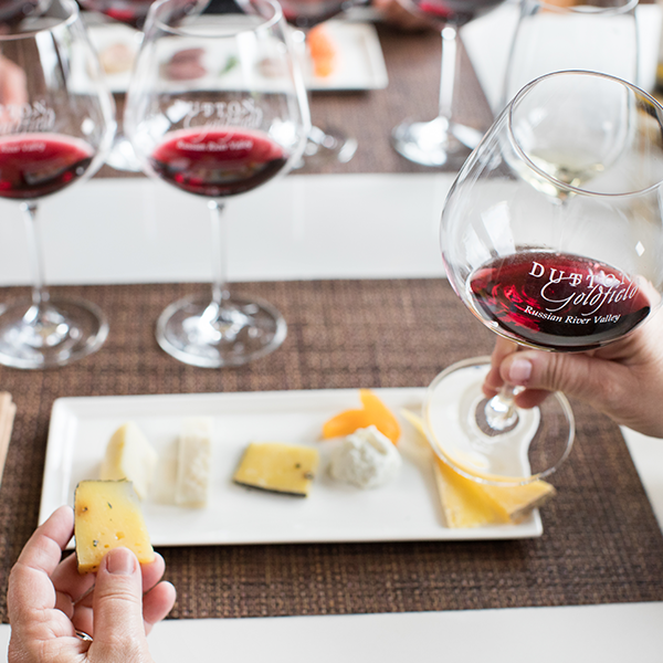 Wine & Cheese experience at Dutton-Goldfield