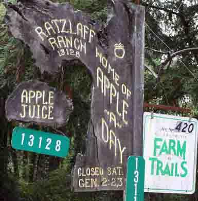 Apple-A-Day Ratzlaff Ranch