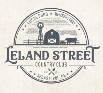 "Leland Street Farms &  ""Country Club"""