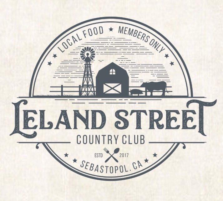 "Leland Street Farms &  ""Country Club"""