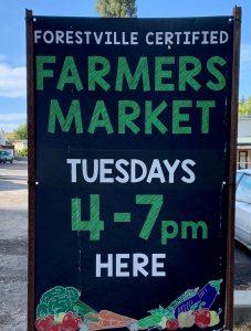 forestville farmers market