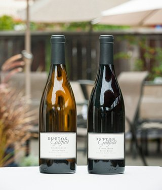 Dutton Ranch Chardonnay and Pinot Noir