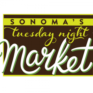 sonoma tuesday market