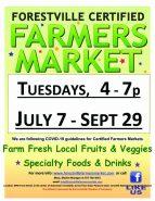 Forestville Certified Farmers' Market