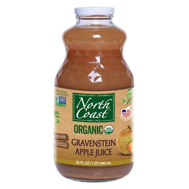 North Coast apple juice