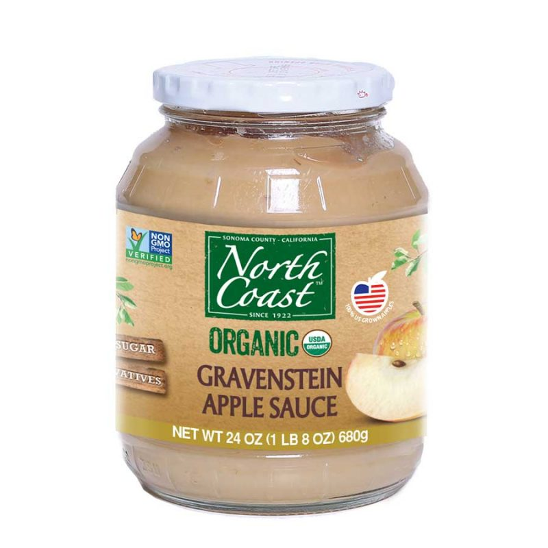 North Coast apple sauce