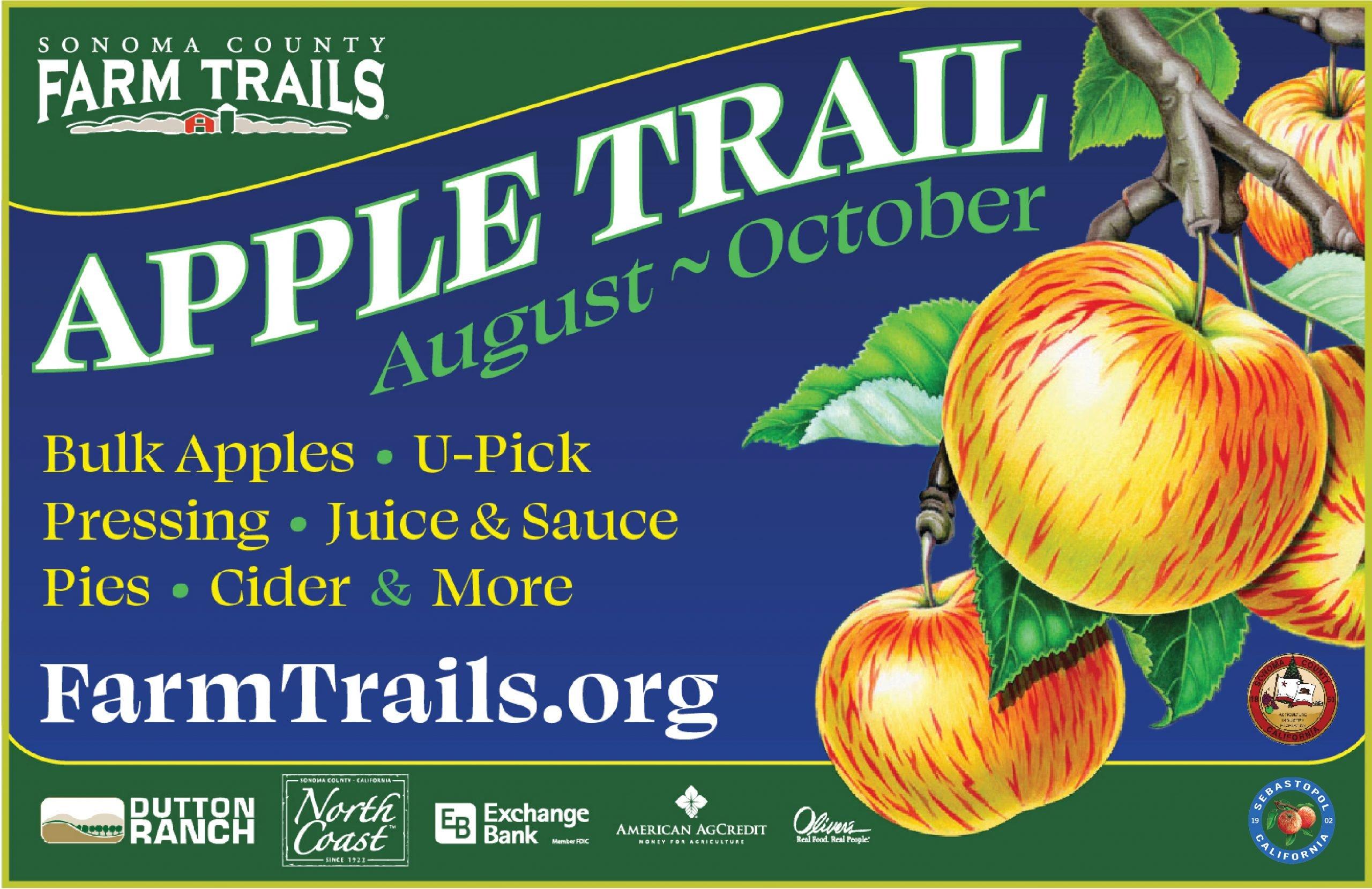 apple trail graphic